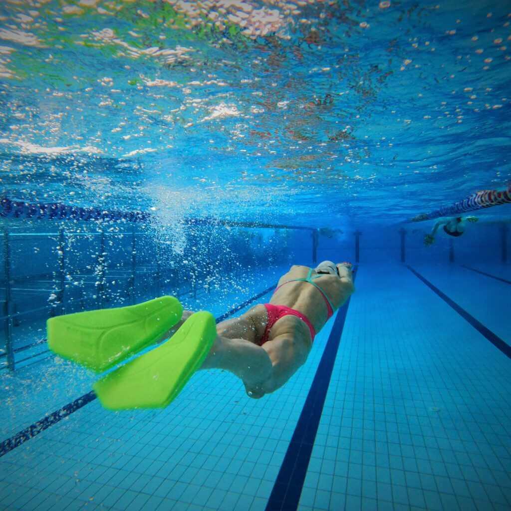 galeria z kursów i obozów pływackich