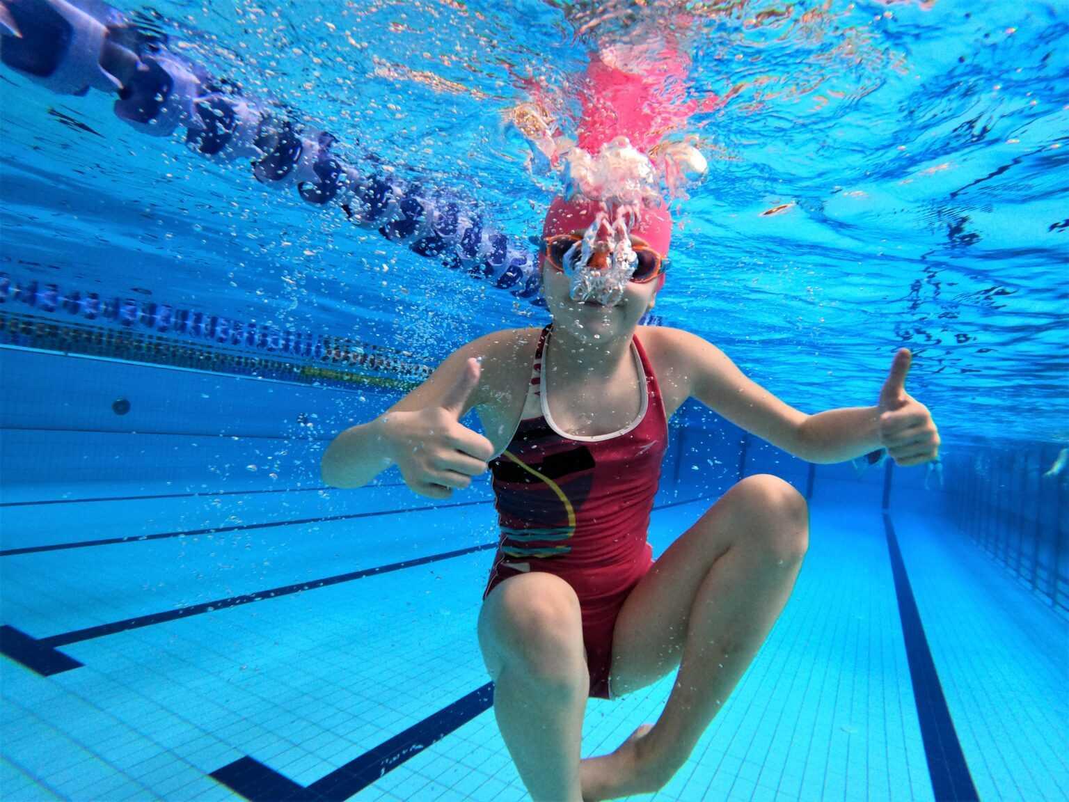 profity pływania